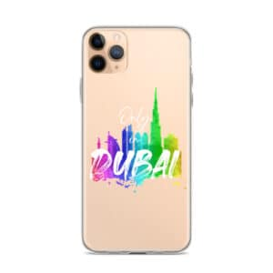 iPhone 11 Max Dubai Skyline Case